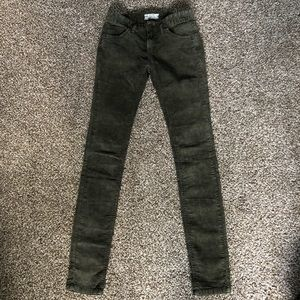 Free People Cord Skinny